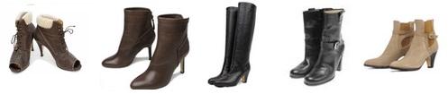 楽天市場のペリーコのブーツ画像