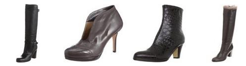 ペリーコのブーツ一覧画像