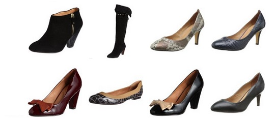 ジャバリのサラジョーンズロンドンの靴一覧