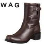 ワグ Wagのブーツおすすめ通販|自宅でコーデをチェック