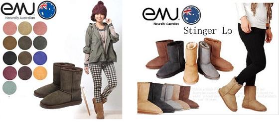 ヤフーショッピング|emuの新作スティンガーロー
