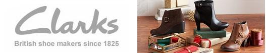 クラークスのレディースブーツのイメージ画像