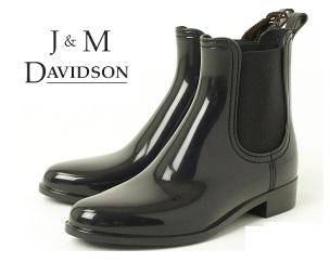 J&M Davidsonのレインブーツ
