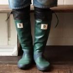 日本野鳥の会 バードウォッチング長靴・ブーツの紹介