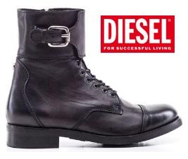 ディーゼル DIESELのショートブーツ