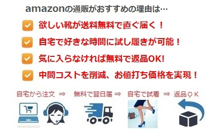 amazonの通販がおすすめの理由