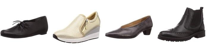ザヴァザヴァの靴